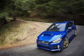 Седан Subaru WRX STI 2014 модельного года