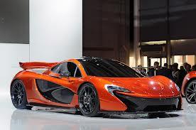 McLaren заменит стеклоочистители силовым полем