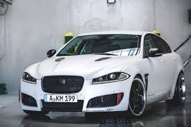 Jaguar XF от ателье по тюнингу 2M-Designs