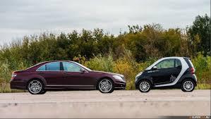 Чем удобен Mercedes-Benz Smart