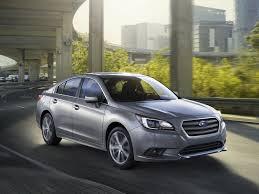 Серийный Subaru Legacy поступит в продажу летом 2014 года