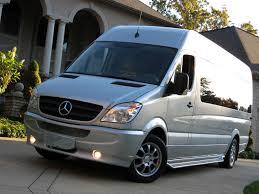 Переоборудование микроавтобуса Mercedes Sprinter