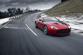 Aston Martin подготовил спецверсии своих моделей DB9 и V8