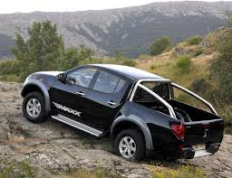 В РФ стартовали продажи модернизированного пикапа Mitsubishi L200