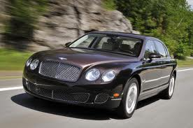 Тюнинг Bentley Continental Flying Spur