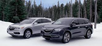 Начало приёма предварительных заказов на Acura MDX и Acura RDX