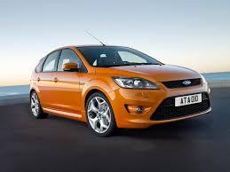 Ford Focus ST опробует