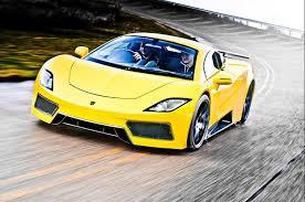 Новый скоростной суперкар «Arash Cars»