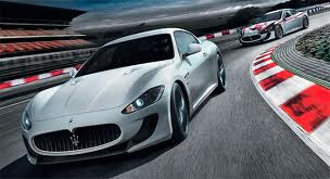 Скоростные Maserati