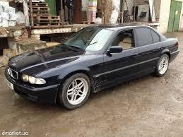 Разборка BMW e38