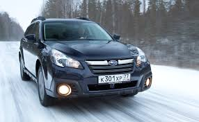 Секреты нового Subaru Outback