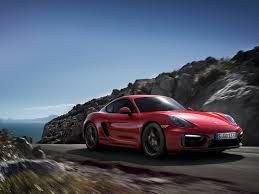 В Porsche рассказали о новых Boxster GTS и Cayman GTS