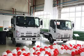 Автомобили Исузу