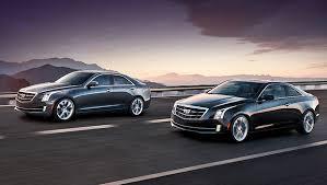 Фото обновленных седанов от компании Cadillac попали в интернет.