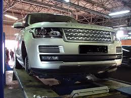 Сервис по ремонту Land Rover