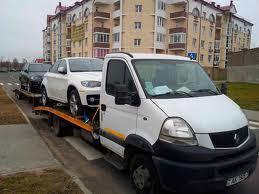 Эвакуация автомобилей в Минске