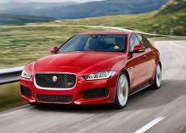 Новый Jaguar XE S