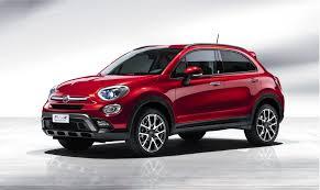 Fiat официально представил специальную версию 500X Opening Edition