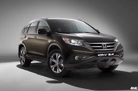 Кроссовер Honda CR-V не прошел полноприводный тест