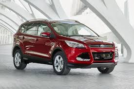 Ford Kuga сделался экономичнее и мощнее