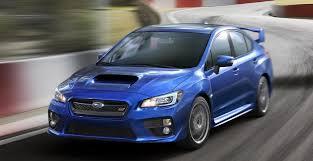 В России начались продажи обновленного Subaru WRX