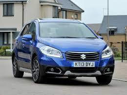 Обновленный Suzuki New Sx4
