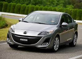 Диагностика машин Mazda