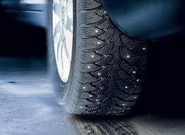 Шипованные зимние шины