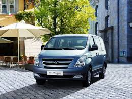Hyundai H-1 - для семейных путешествий
