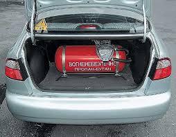 Плюсы и минусы газовой установки в авто
