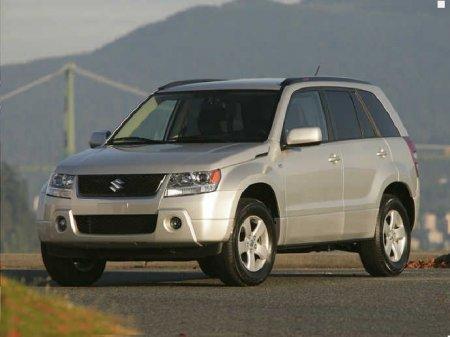 Suzuki Vitara – ваш надежный автомобиль