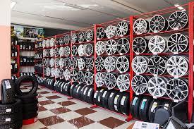 Магазин автошин и дисков