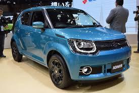 Новый Suzuki Ignis 2018