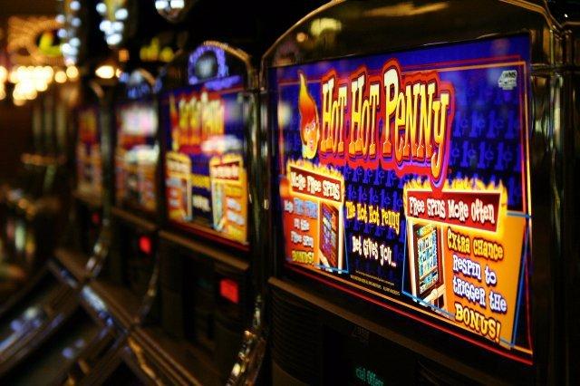Игровые автоматы Х казино