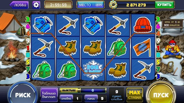 Онлайн казино Vulkan Russia