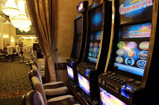 Игровые аппараты известного казино Вулкан