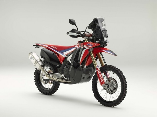 EICMA 2018: концепт Honda CRF450L Rally