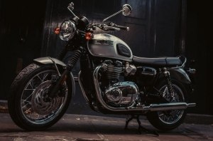 Мотоцикл Triumph Bonneville T120 Diamond Edition