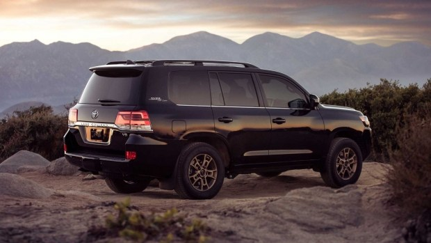 Toyota представила Land Cruiser Heritage 2020 года