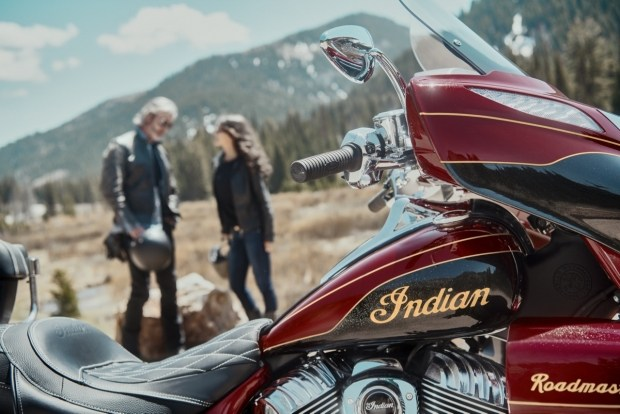 Indian Motorcycle представил мотоцикл Limited-Edition 2019 Roadmaster Elite