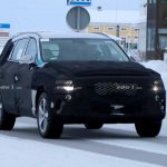 Конкурент BMW X5 и Audi Q7: суббренд Hyundai вывел на тесты кроссовер Genesis GV80. Фото