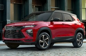 Кроссовер Chevrolet Trailblazer возвращается на рынок Северной Америки