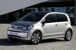 Volkswagen e-Up! назвали самым доступным электромобилем марки